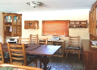 Dining Room Self-Catering Sedgefield